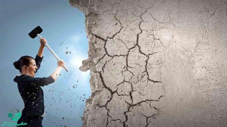موانع موفقیت و پیشرفت | موانع رسیدن به هدف چیست؟