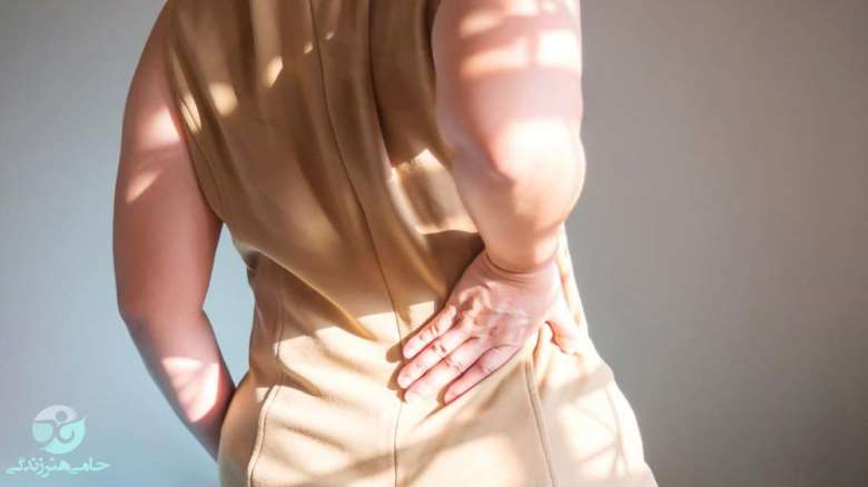 کمردرد در زنان بعد از نزدیکی و علل آن