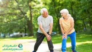 سالمندی موفق، عوامل موثر در آن و ملاک های موفقیت در سالمندی