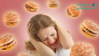 ترس از غذا خوردن یا فوبیای غذا | علائم و راه های درمان