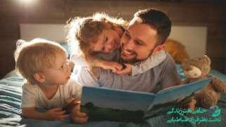 قصه درمانی برای کودکان و فواید آن در بهبود مشکلات رفتاری