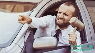 کنترل خشم هنگام رانندگی | اهمیت و راه های مقابله با خشم حین رانندگی