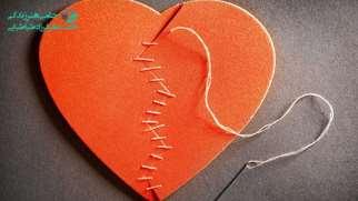 درمان قلب شکسته | گذار از میان علائم دلشکستگی و شروع دوباره زندگی