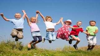 زندگی شاد برای کودکان