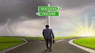 ترس از شکست | نقش شکست در زندگی و رسیدن به موفقیت
