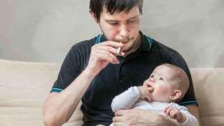 تاثیر دود سیگار بر نوزاد | عوارض دود سیگار بر نوزاد
