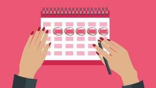 قاعدگی | سیکل قاعدگی و بارداری | چرخه قاعدگی