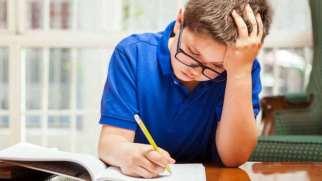 مشکلات مرتبط با تکالیف مدرسه