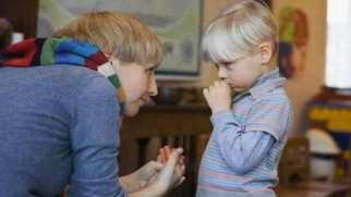 درمان فوبی در کودکان