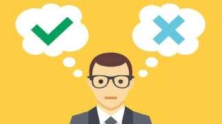 مهارت تصمیم گیری درست | چگونه قدرت تصمیم گیری را زیاد کنیم؟