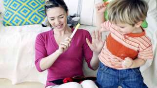 تربیت کودکان بیش فعال | والدین توجه کنند