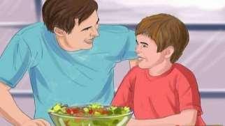 راه های علاقه مند کردن کودکان به غذا