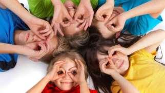 دنیا از نگاه کودکان چگونه است
