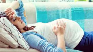 خستگی و بی حالی در بارداری