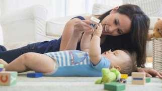 بازتاب چنگ زدن نوزاد