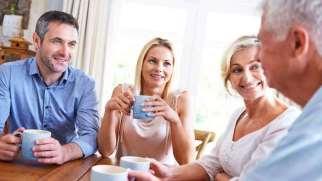 راه های پایان دادن به دعواهای خانوادگی