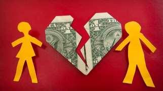 به دلیل مسائل مالی طلاق نگیرید!