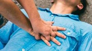 احیا قلبی ریوی یا CPR