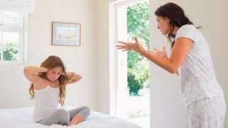داد زدن سر کودک | پیامدها و روش های جایگزین