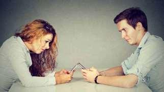 تاثیر شبکه های اجتماعی بر روابط زناشویی