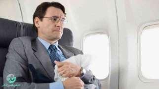 ترس از هواپیما | علائم روانشناختی و روش درمان