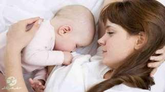 خواباندن نوزاد | روش های کمکی برای والدین