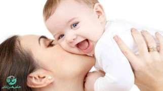 مراقبت از نوزاد یک ماهه