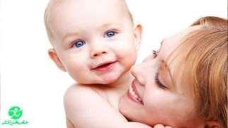 نوزاد از کی مادرش را میشناسد ؟