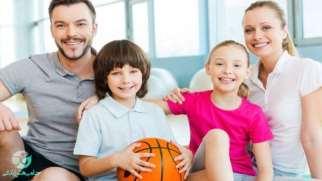ورزشهای جذاب برای کودکان و والدین