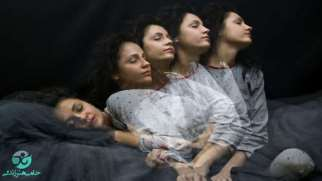 خوابگردی | علل، نشانهها و نحوه درمان خوابگردی