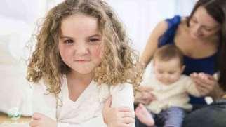 رفتار با بچه اول هنگام تولد بچه دوم