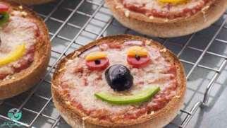 غذاهایی که کودکان دوست دارند | غذاهای جذاب و سالم برای کودکان