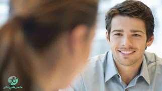 ارتباط چشمی | چگونه در موقعیت های مختلف ارتباط چشمی برقرار کنیم؟