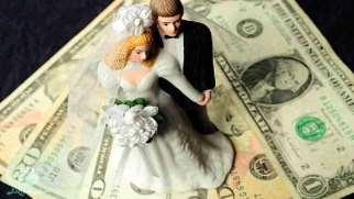 ازدواج به خاطر پول به کجا میانجامد؟