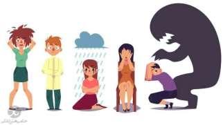 بیماری های روانی شایع و نشانههای هر یک از اختلالات روانی