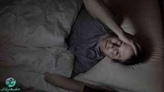 بیدار شدن از خواب در شب | علائم و علت بیدار شدن در ساعات مختلف شب
