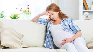 افسردگی در بارداری | عوارض و آثار افسردگی مادر بر کودک