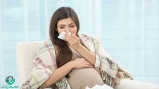 سرماخوردگی در دوران بارداری | اقدامات لازم و تغذیه مناسب