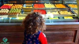 تاثیر رنگ ها بر اشتهای کودکان | نقش رنگ ها بر کاهش بی اشتهایی و بدغذایی
