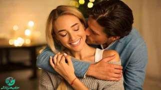 بوسیدن همسر | فواید بوسیدن همسر و تاثیر آن بر سلامت جسمی و روانی