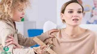 قطع صحبت دیگران توسط کودک | علل و راهکارهای کاربردی